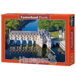 Пазл «Castorland» Chateau of Chenonceau 500