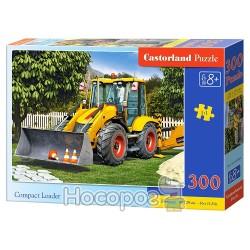 "Пазл ""Castorland"" Compact Loader 300"