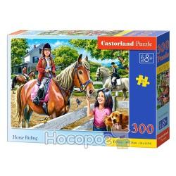 "Пазл ""Castorland"" Horse Riding 300"