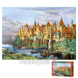 "Пазл ""Castorland"" City of Rothenburg 3000"