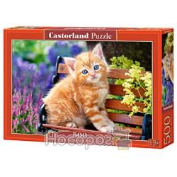 Пазл «Castorland» Ginger Kitten 500