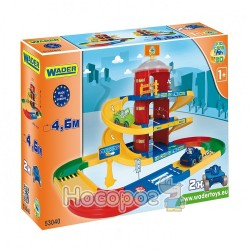 "Гараж ""Kid cars 3D"" 53040"