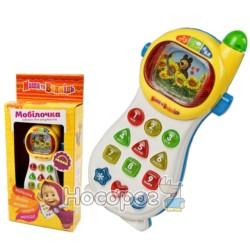 Умный телефон «Маша и Медведь» ММ-701-U