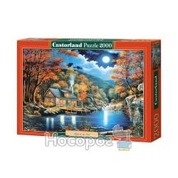 "Пазл ""Castorland"" Gabin by the Lake 2000"