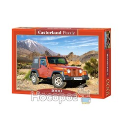 "Пазл ""Castorland"" Jeep Wrangler 1000"