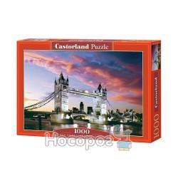 """Пазл """"Castorland"""" Tower Bridge, London, England 1000"""