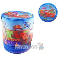 Корзина для игрушек «Тачки» 19-001