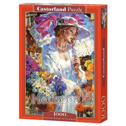 "Пазл ""Castorland"" Chrysanthemums in the Garden 1000"