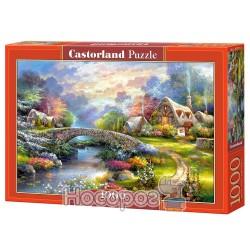 """Пазл """"Castorland"""" Springtime Glory 1000"""