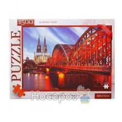 "Пазл ""Danko Toys"" C-1500-01-03 Hohengollern Bridge"