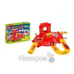 Гараж ZYВ-В 2201-1 Пожарная служба