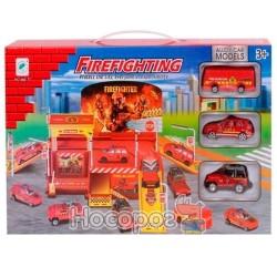 Гараж Пожарная станция 660-77