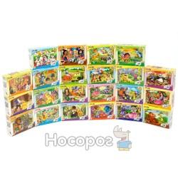 Пазлы mini Любимые герои TL0100033210