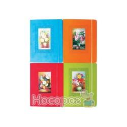 Блокнот на резинке Mandarin PU009-4