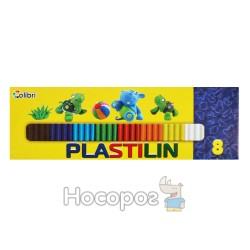 Пластилін Міцар Дитячий 8 кольорів