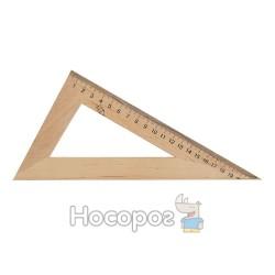 Угольник Мицар деревянный 22 см (60 * 90 * 30)