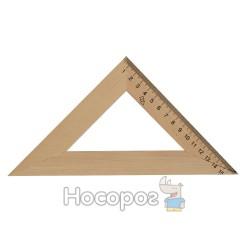 Трикутник Міцар деревяний 16 см (45*45) (50)