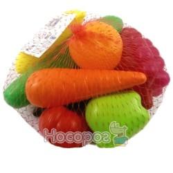 Набор ORION 362 фрукты и овощи 8 эл.