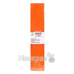 Бумага гофрированная Mandarin 14CZ-H005 оранжевая 1