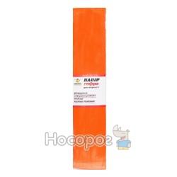 Папір гофрований Mandarin 14CZ-H005 помаранчевий 1