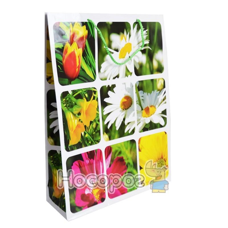 Фото Пакет подарочный Mandarin 45,5х33х10,5 см