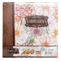 Фотоальбом 200 фото, 13LBB46200-34