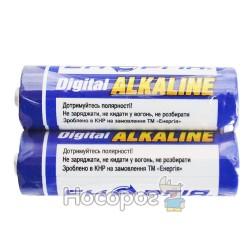 Батарейки АА Енергія LR6-S2 лужні, пальчик 4820033140001 (40)