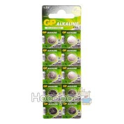 Батарейки Таблетка GP alkaline cell 192-U10 1,5V