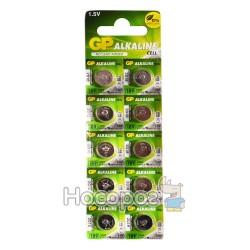 Батарейки Таблетка GP alkaline cell 189-U10 1,5V (Алкалиновый)