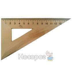 Трикутник дерев'яний Міцар 103020