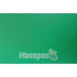 """Папір з малюнком """"Крапка"""" двосторонній, Зелений, 21*31см, 200г/м2, 204774607, Heyda"""