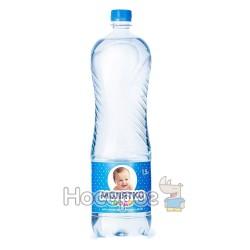 Вода питьевая детская негазированная Малятко 1.5 л (4820003310151)