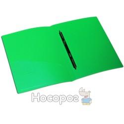 Скоросшиватель с карманом Norma 5032 зеленый