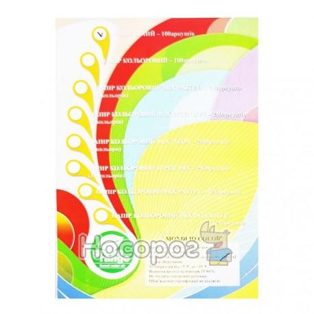 Бумага цветная IQ Green range А4