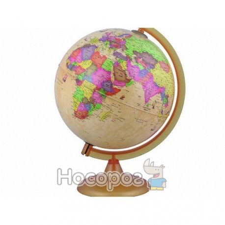 Глобус 22 см историчный