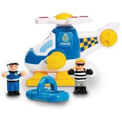 Поліцейський гвинтокрил Оскар WOW Toys 10642
