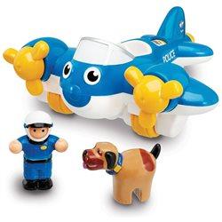 Поліцейський літак Піт WOW Toys 10309