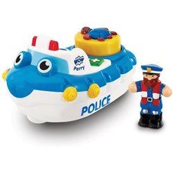 Поліцейський човен Перрі WOW Toys 10347