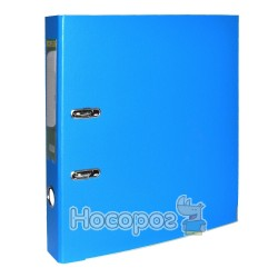 Сегрегатор 4Office 4-247 А4, 5см, блакитний (03070445)