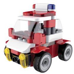 Конструктор PAI BLOKS BLK Police Car 59 pcs 6389181