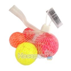 Мячи попрыгунчики W02-3149 в сетке