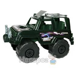 """Детская машинка """"Джип военный"""" МГ 152"""