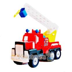 """Детская машинка """"МАК пожарка"""" МГ 147"""