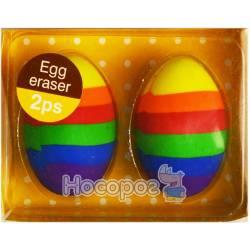 """Набор ластиков """"2 яйца"""" HR-01264"""
