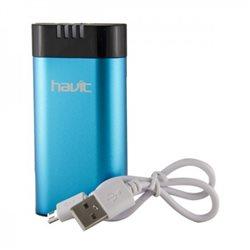 Портативное зарядное устройство HAVIT HV-PB830 4400 mAh, blue