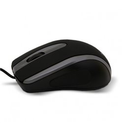 Мышь проводная HAVIT HV-MS753 USB, black/gray