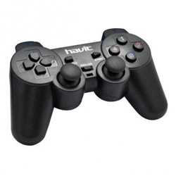 GAMEPAD HAVIT HV-G130 PS2 black (40шт/ящ)