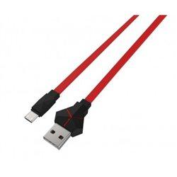 Кабель для передачи данных смартфона HAVIT HV-CB534, red, MicroUSB 1м (100шт/ящ)