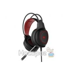 Наушники HAVIT HV-H2012D GAMING, black/red (20шт/ящ)
