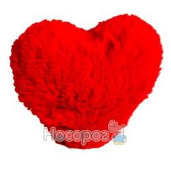 М'яка іграшка сердечко маленьке червоне